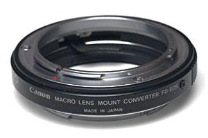 Canon EOS Lens Mount Converters